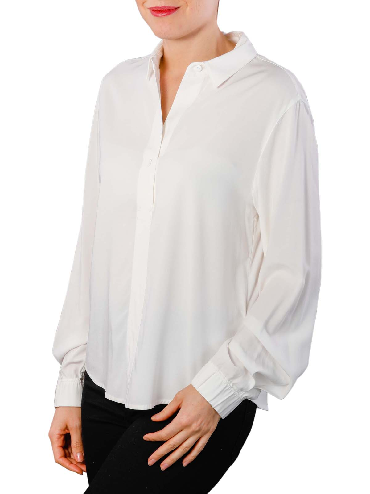best website e7c00 528de Marc O'Polo Long Sleeve Shirt optic white