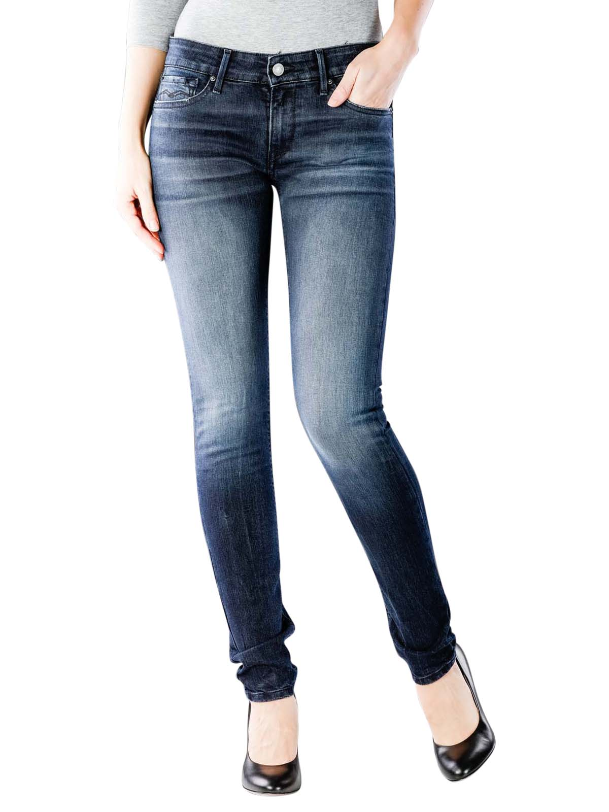 d51f0fa2 McJeans.ch - Fast Delivery   Replay Luz Jeans Skinny 247   Free Shipping -  Free Returns