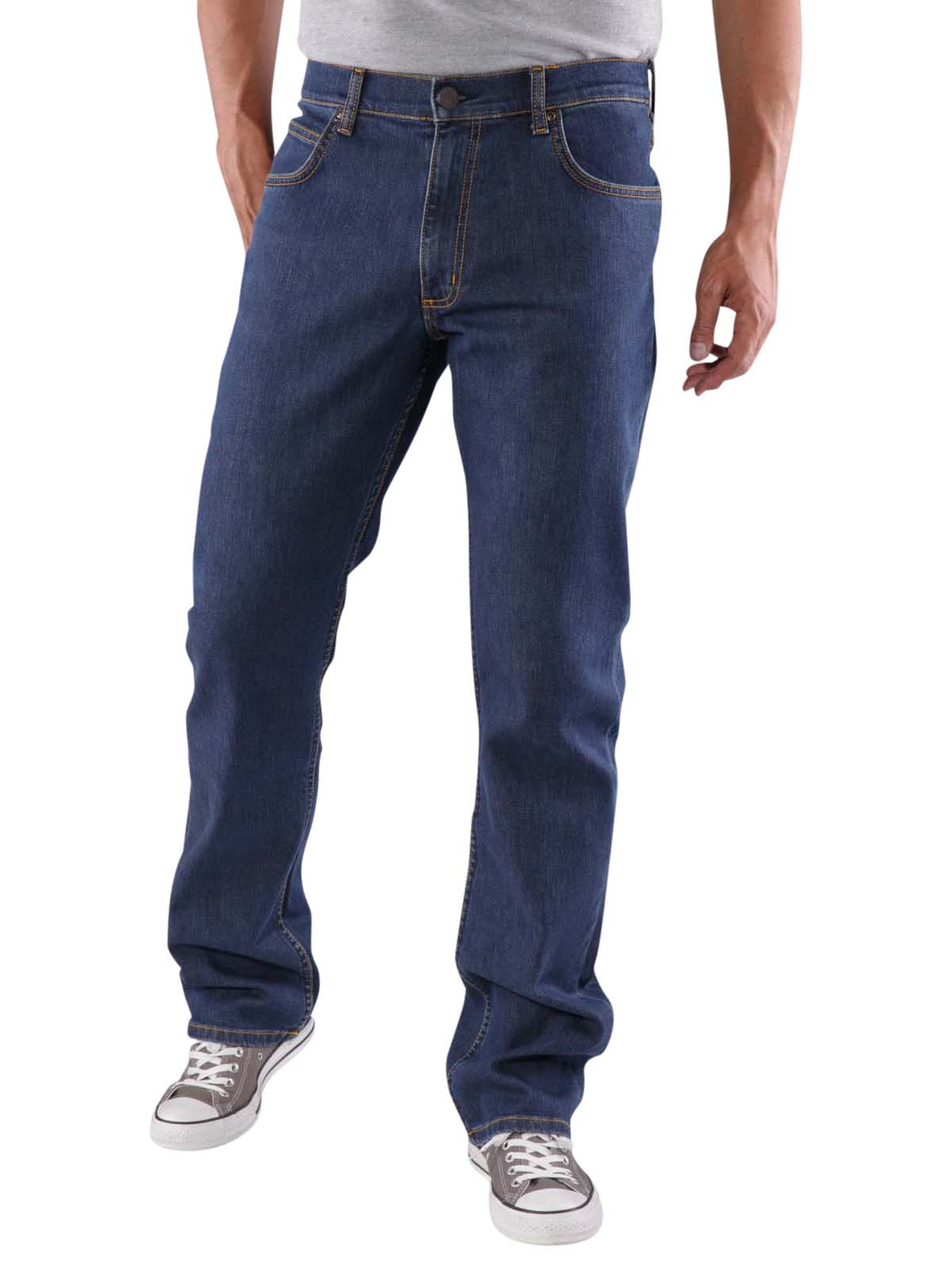 9cab41bf Fast Delivery | Lee Brooklyn Straight Jeans dark ... - McJeans.ch