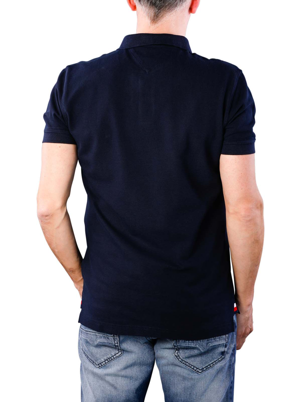 ce89a460e McJeans.ch - Fast Delivery | Tommy Hilfiger 1985 Regular Polo sky ...