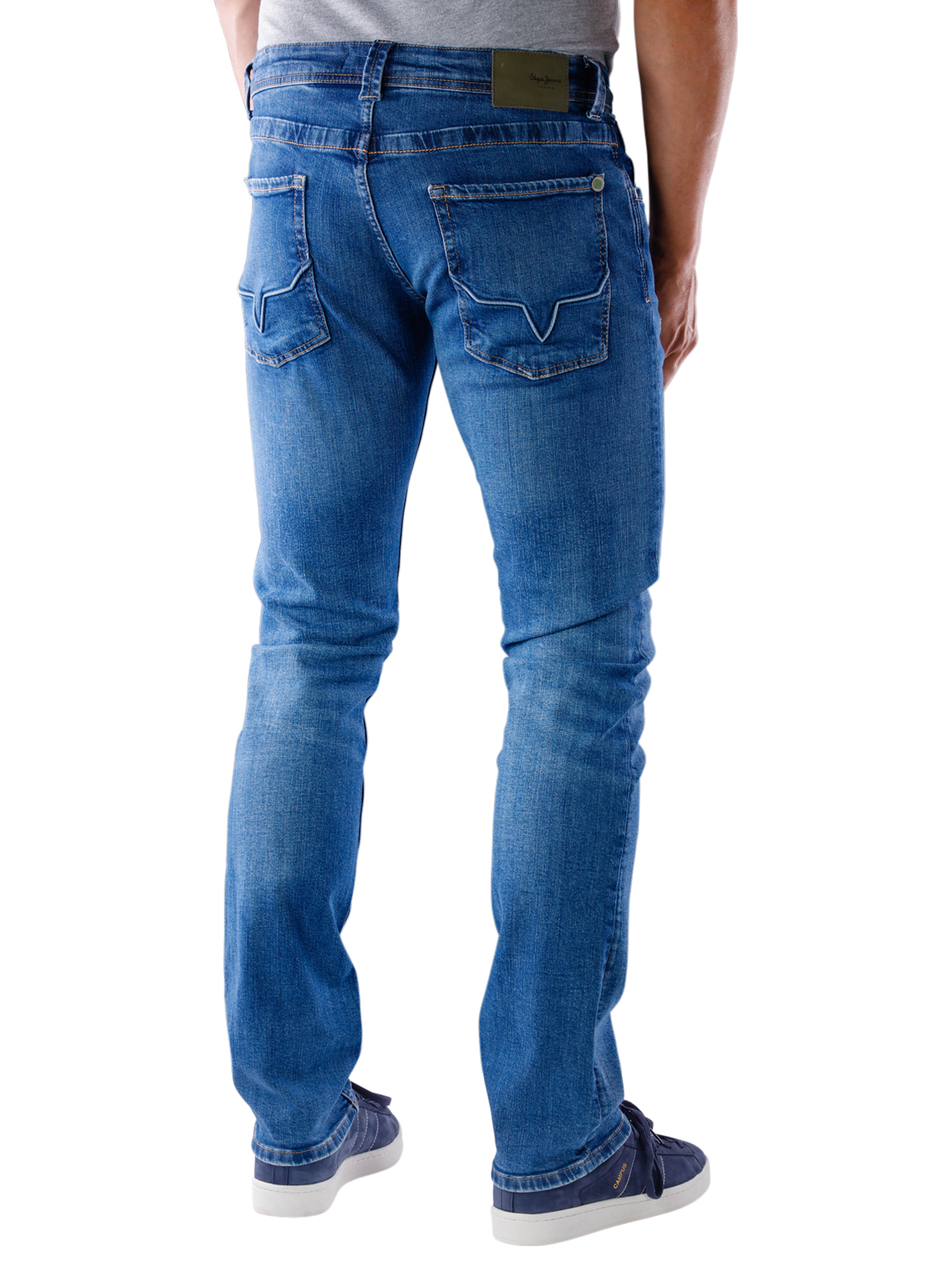 2fa2a01f McJeans.ch - Fast Delivery | Pepe Jeans Cash Wiser Wash medium used denim |  Free Shipping - Free Returns