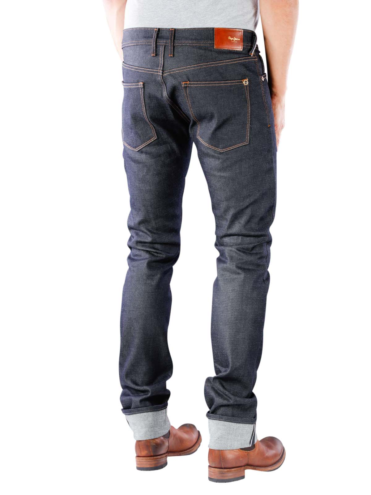 Fast Jeans Mcjeans Oz Stanley Free 14 Denim Shipping DeliveryPepe Selvedge ch Returns Tapered nOPN8kX0w