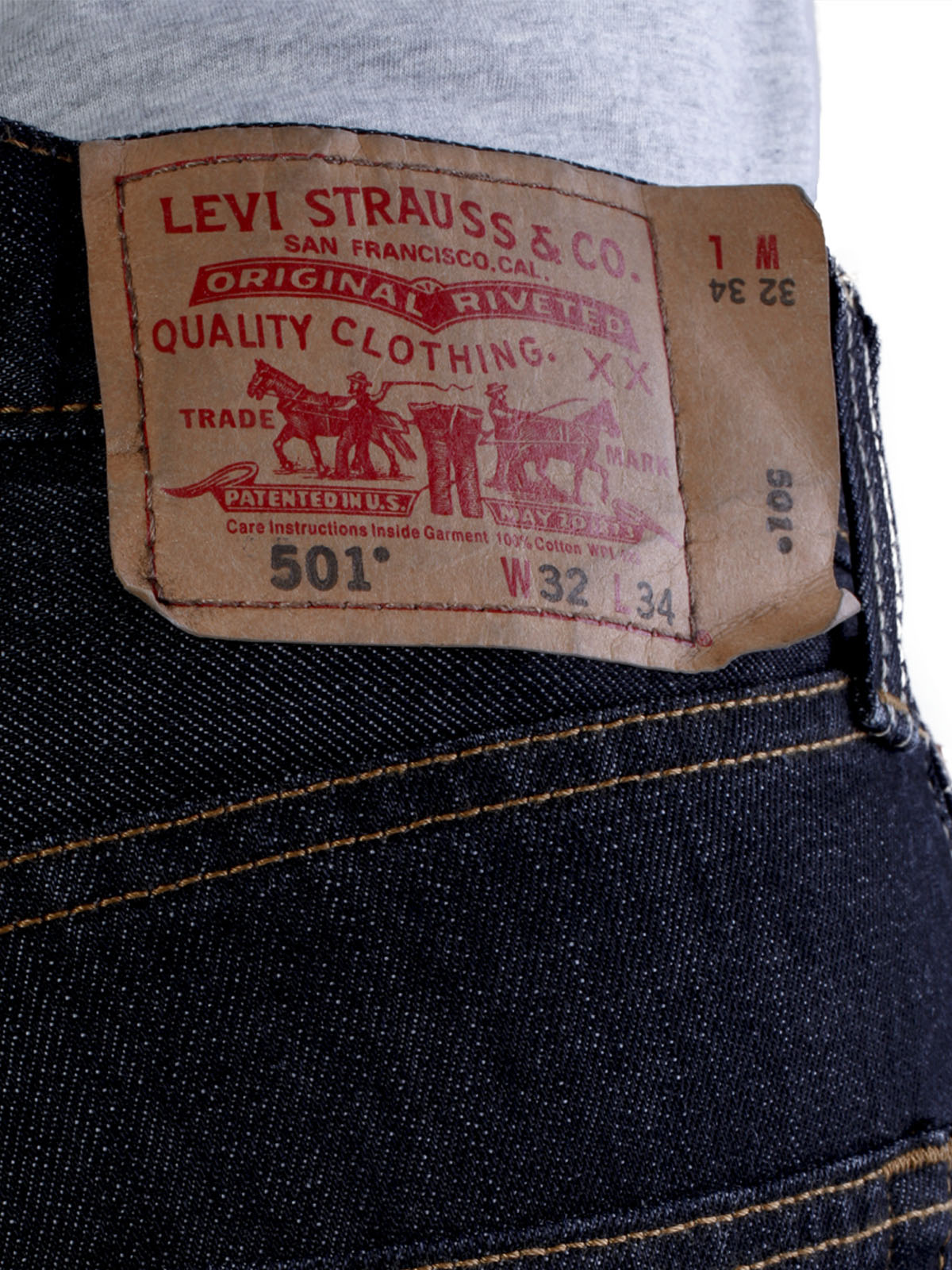 7f3b1a99 McJeans.ch - Fast Delivery | Levi\'s 501 Jeans iconic black | Free ...