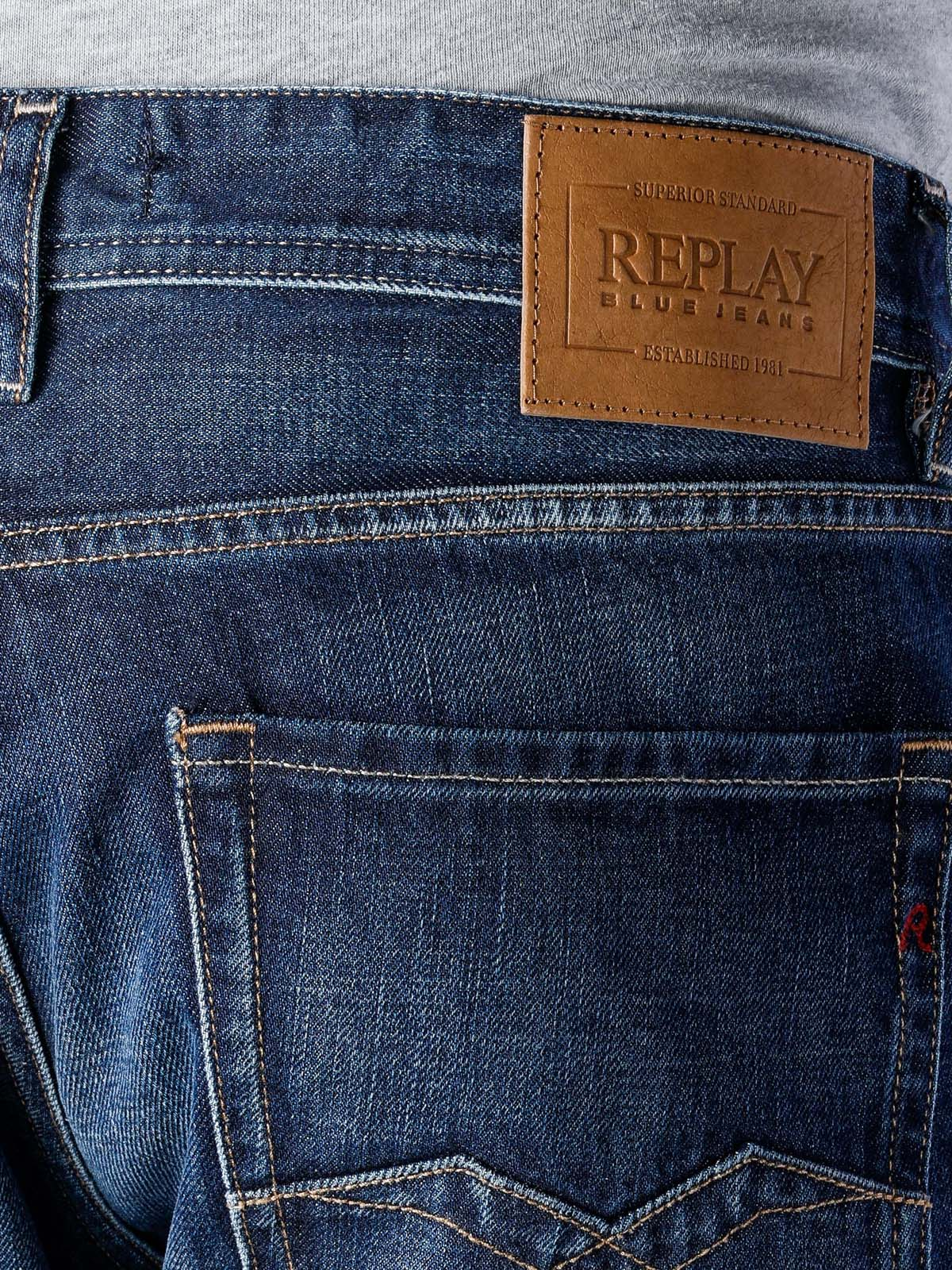 Replay Rocco Jeans Comfort authentic blue